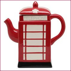 Novelty Teapot