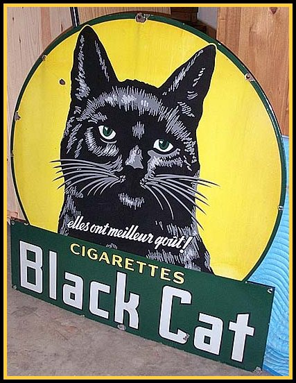 Black Cat Cigarette Factory