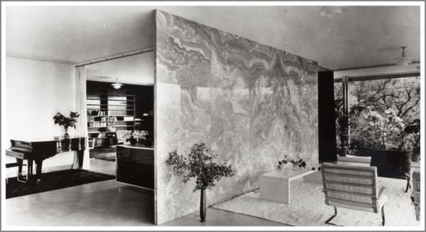 Living Area 1930s