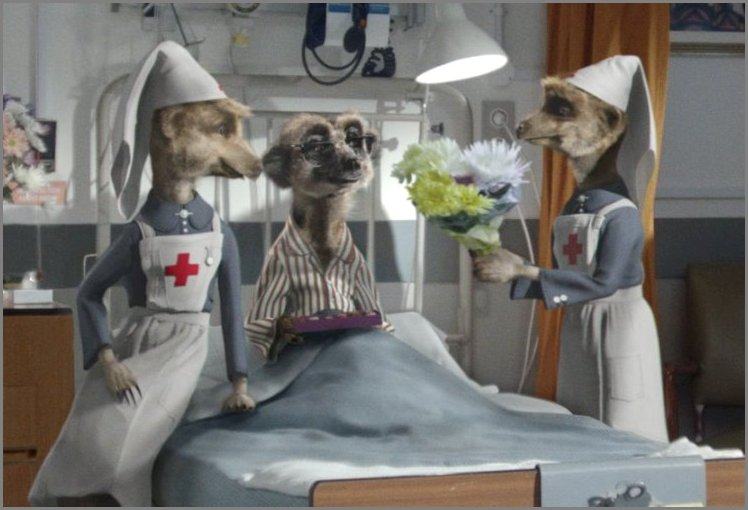 Sergei and Nurses