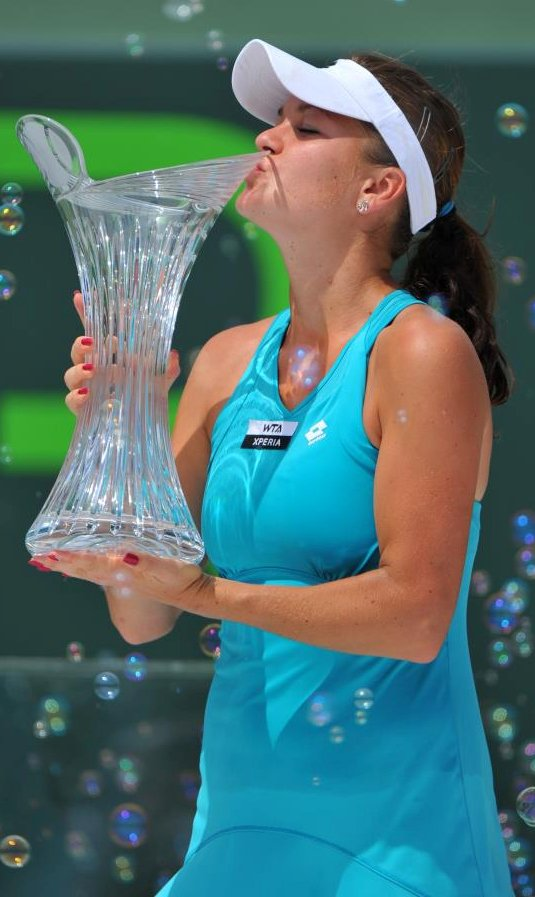 Aga and Trophy