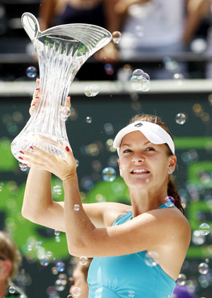 Aga and Miami Trophy