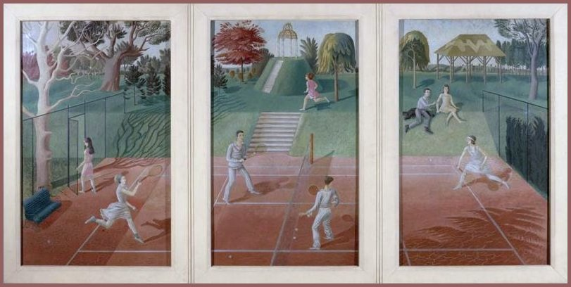 Ravilious Triptych