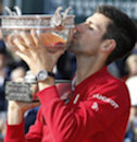 Djokovic 2016 French Open Champion
