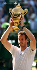 Andy Murray Champion Wimbledon 2016