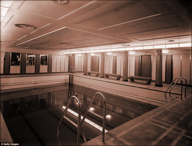 The Queen Mary Swimming Pool