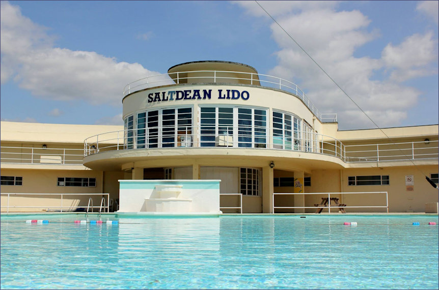 Open air lidos for Hotels with swimming pools in brighton