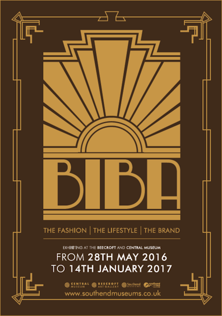 Biba Official Exhibition Poster