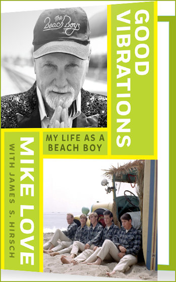 Mike Love's Book 2016