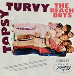 The Beach Boys Topsy Turvy