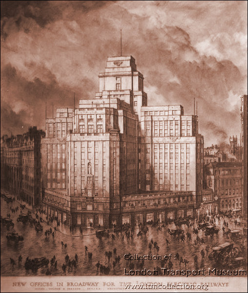 Artists Impression of 55 Broadway