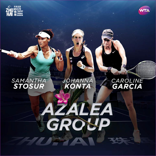 WTA Elite Trophy Zhuhai 2016