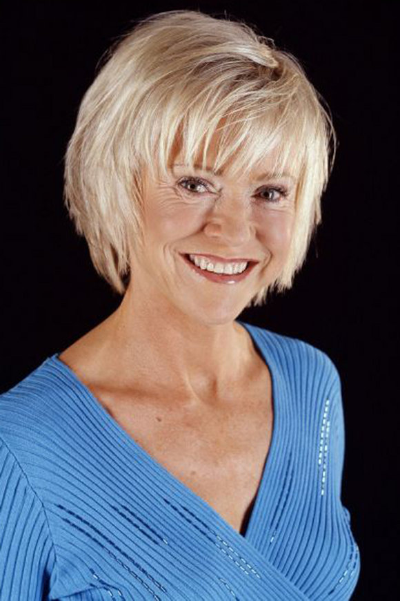 Sue Barker current