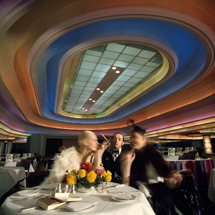 Rainbow Room at Big Biba