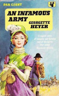 Georgette Heyer An Infamous Army