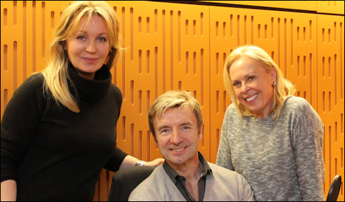 Kirsty Young, Torvill and Dean