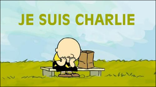 Charlie Brown evoking despair