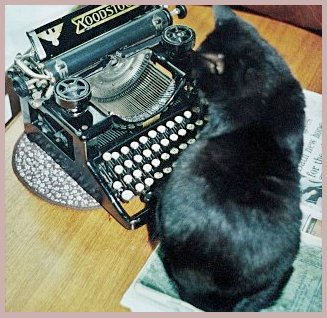 Ptolemy and typewriter