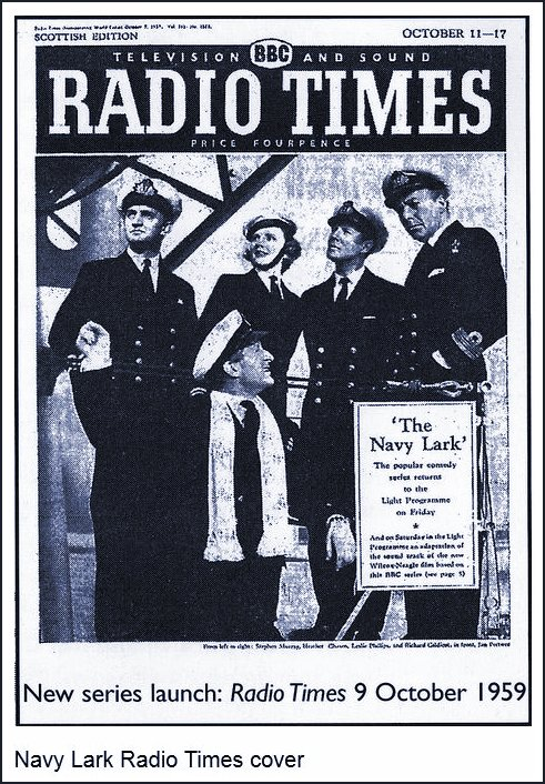 the navy lark 1959 film