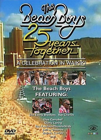 Beach Boys DVD Cover