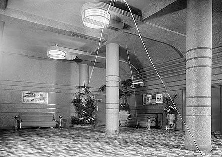 The Circle Foyer Odeon Muswell Hill