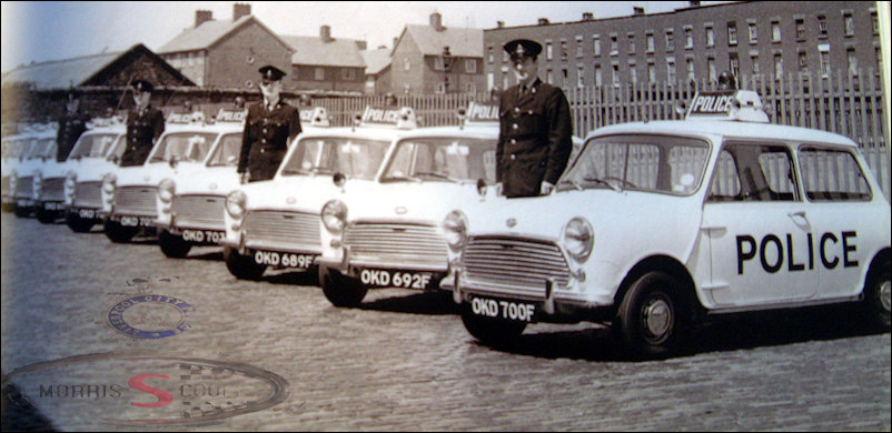 Liverpool Police Police Fleet