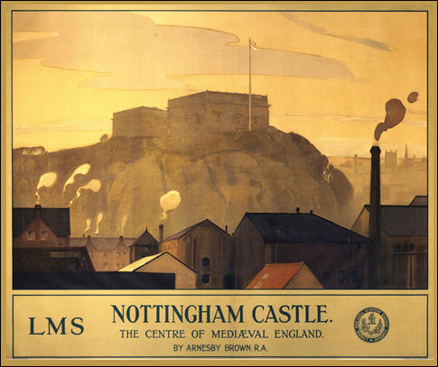 Nottingham Castle Poster
