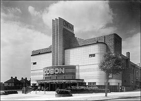 Alternative view of Odeon at Kingstanding