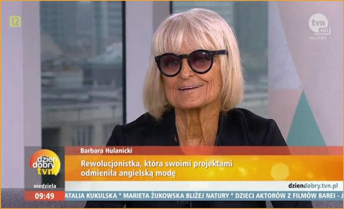 Barbara hulanicki biography