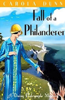 Fall of a Philanderer - DD Mystery