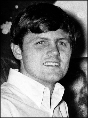 Bruce Johnston of the Beach Boys