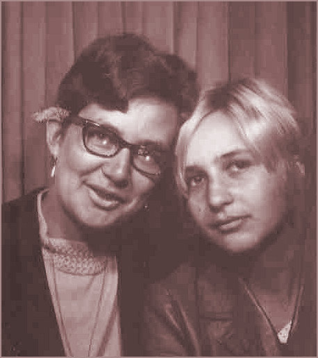 M and me late 60s or early 70s