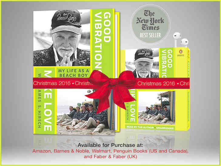 Christmas promo Mike Love 'Good Vibrations