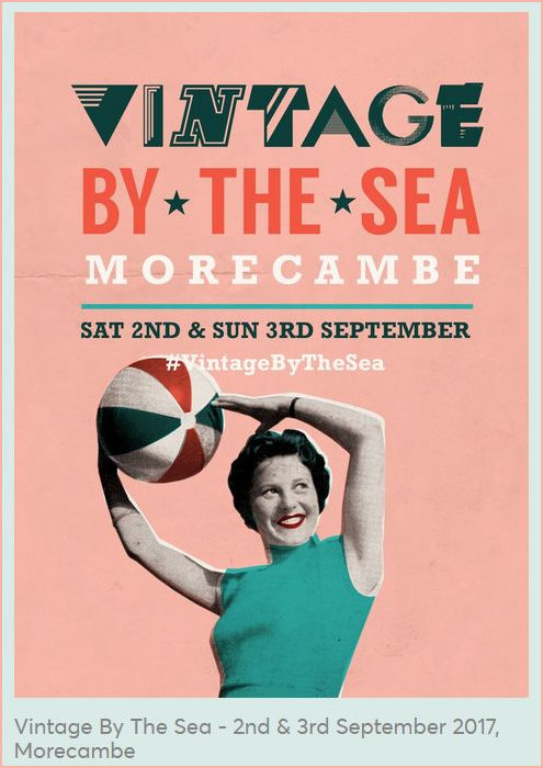Vintage by the Sea 2017 Poster