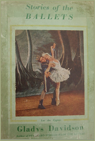 Stories of the Ballet by Gladys Davison