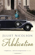 Abdication by Juliet Nicholson