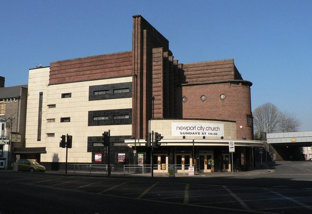Newport Cinema as a Church