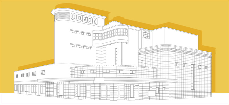 Modernist Britain version of Morecambe Odeon