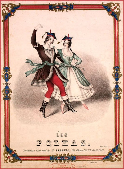 Polka duet attributed to Grisi