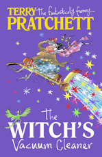 Terry Pratchett Witch's Vacuum Cleaner