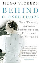 Behind Closed Doors book about Wallis Simpson