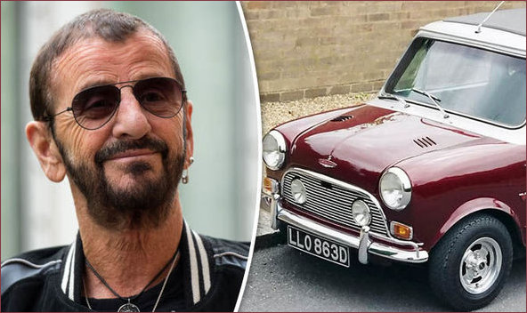 Ringo and his Mini