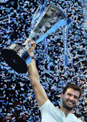 Dimitrov wins ATP 2017 Finals