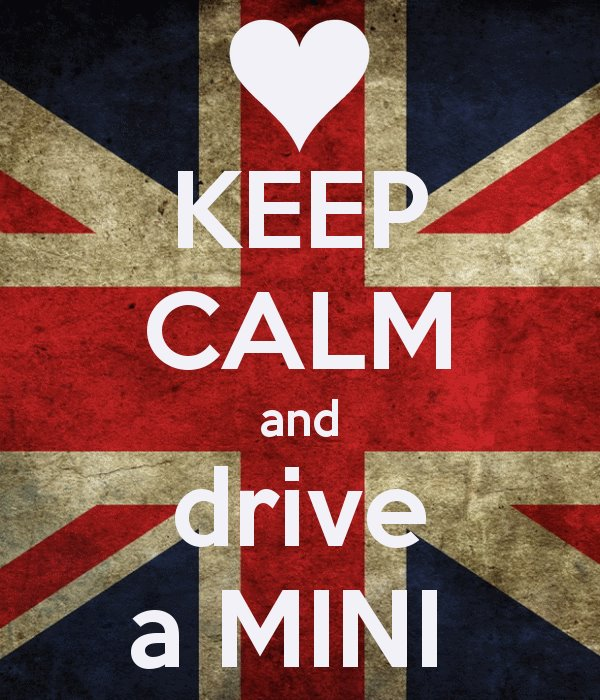 Mini Keep Calm