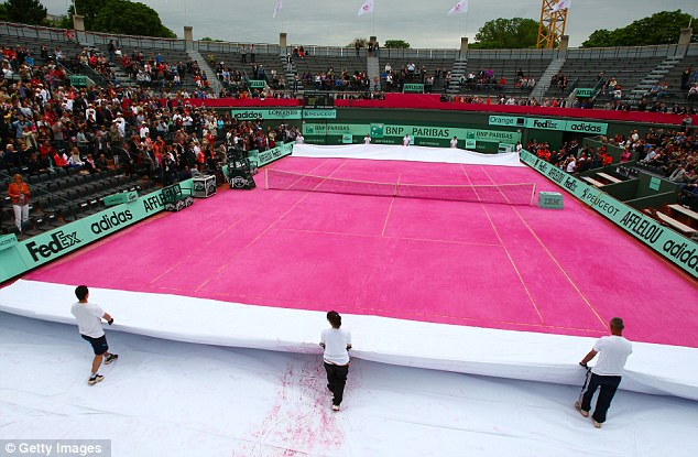 Unveiling the court