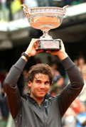 Nadal French Trophy 2012