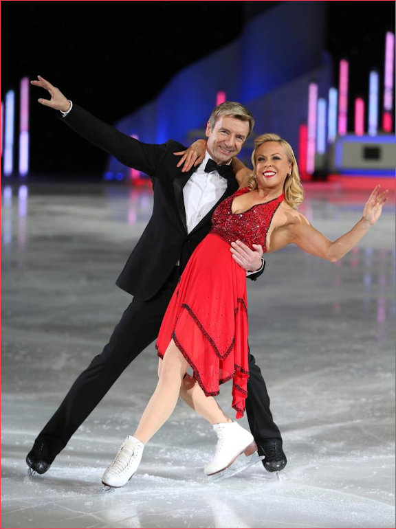 Dancing on Ice the Return 2018