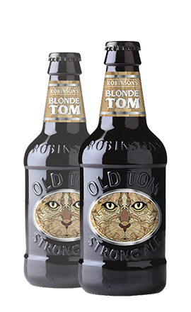 Old Tom Blonde Beer