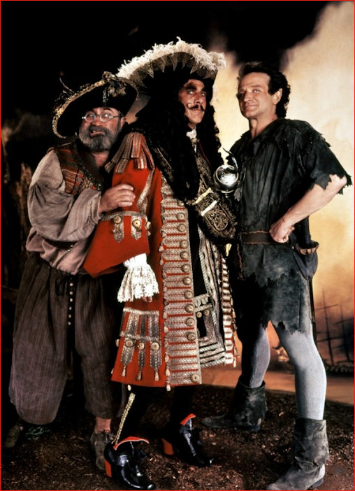 Hook Pan and Smee 1991