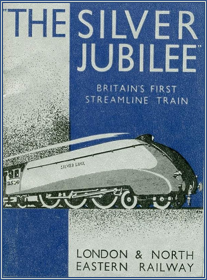 Silver Jubilee Paphlet Front Cover
